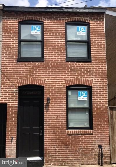 615 S Chapel Street, Baltimore, MD 21231 - #: MDBA512192