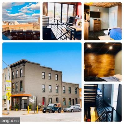 1648 E Fort Avenue, Baltimore, MD 21230 - #: MDBA512284