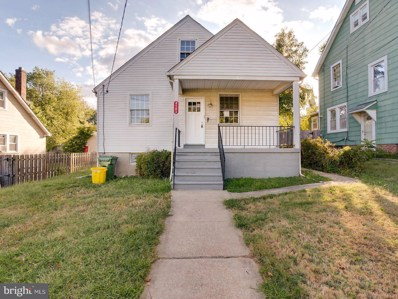 4503 Lasalle Avenue, Baltimore, MD 21206 - #: MDBA512332