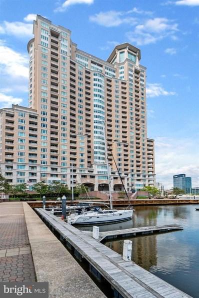 100 Harborview Drive UNIT 2104, Baltimore, MD 21230 - MLS#: MDBA512344