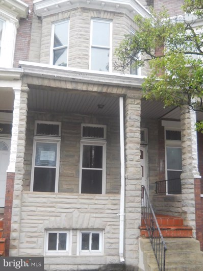 1614 Moreland Avenue, Baltimore, MD 21216 - #: MDBA512488