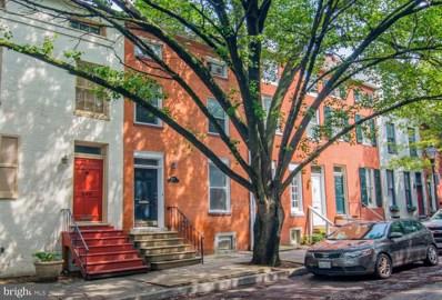 628 S Paca Street, Baltimore, MD 21230 - #: MDBA512526