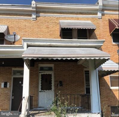 4114 Eierman Avenue, Baltimore, MD 21206 - #: MDBA512534
