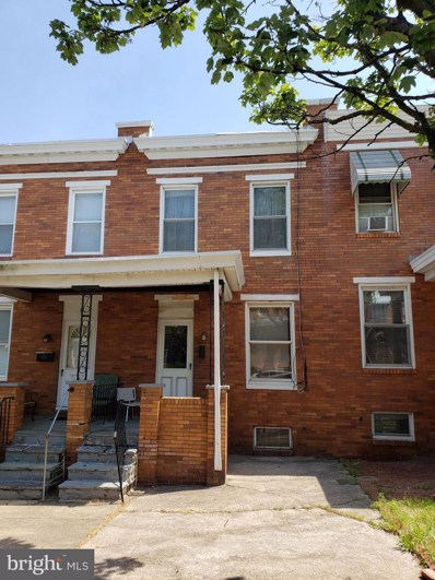1909 Grinnalds Avenue, Baltimore, MD 21230 - #: MDBA512602
