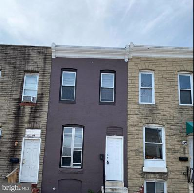 2515 Orleans Street, Baltimore, MD 21224 - #: MDBA512624