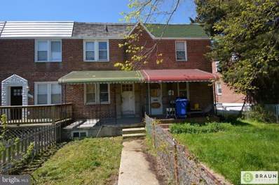 2030 Whistler Avenue, Baltimore, MD 21230 - #: MDBA512630