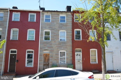 66 S Carrollton Avenue, Baltimore, MD 21223 - #: MDBA512636