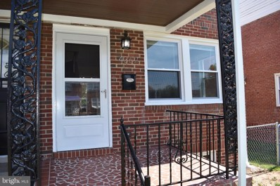 4362 Nicholas Avenue, Baltimore, MD 21206 - #: MDBA512732
