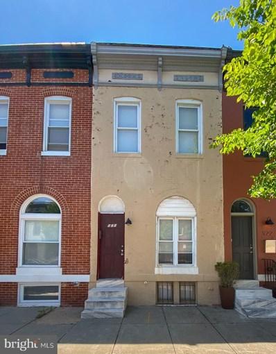 920 N Montford Avenue, Baltimore, MD 21205 - #: MDBA512776