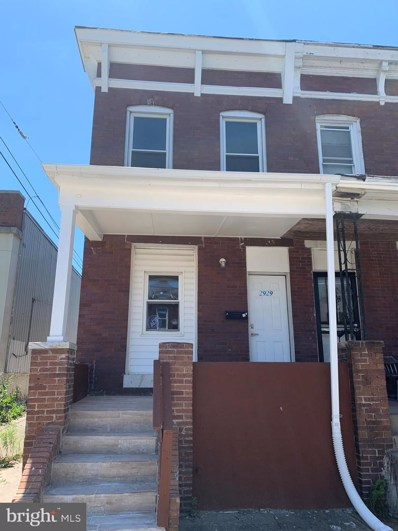 2929 E Madison Street, Baltimore, MD 21205 - #: MDBA512782