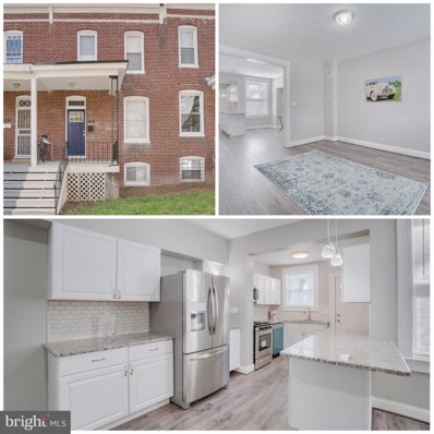 713 Melville Avenue, Baltimore, MD 21218 - #: MDBA512848