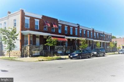 2811 Ashland Avenue, Baltimore, MD 21205 - MLS#: MDBA512920