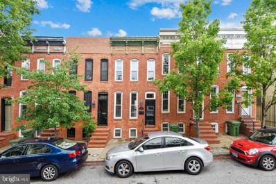 1451 Covington Street, Baltimore, MD 21230 - #: MDBA513028