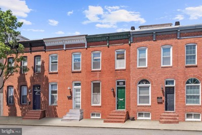 1456 Patapsco Street, Baltimore, MD 21230 - #: MDBA513112
