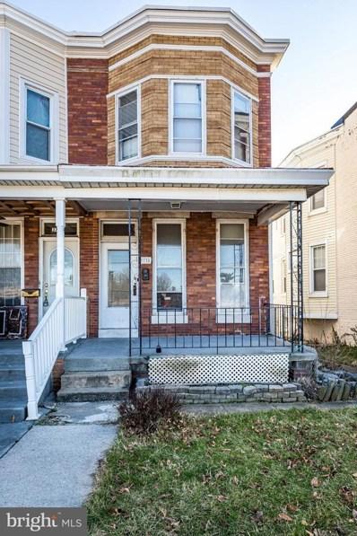3735 Wilkens Avenue, Baltimore, MD 21229 - #: MDBA513134