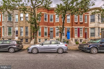 114 N Lakewood Avenue, Baltimore, MD 21224 - MLS#: MDBA513148