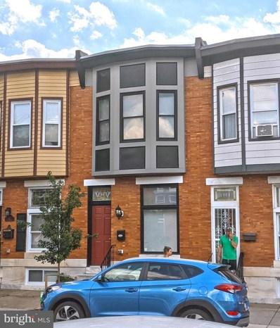 610 S Linwood Avenue, Baltimore, MD 21224 - MLS#: MDBA513186