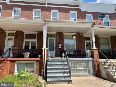 644 E 37TH Street, Baltimore, MD 21218 - #: MDBA513190