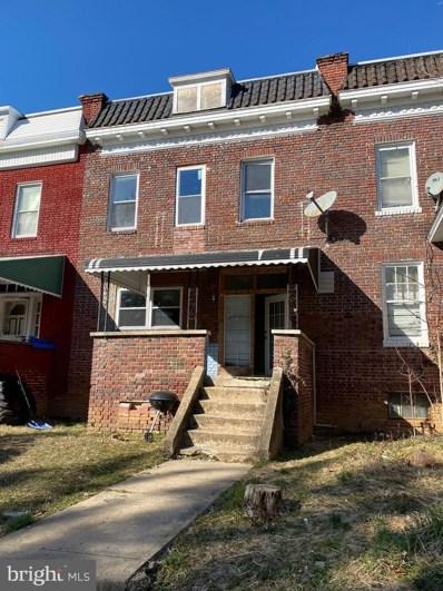 4012 Boarman Avenue, Baltimore, MD 21215 - #: MDBA513200