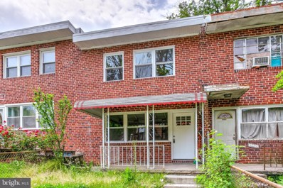 4233 Bonner Road, Baltimore, MD 21216 - #: MDBA513240