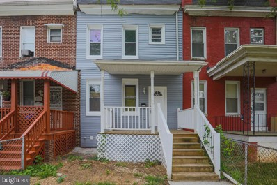 4115 Norfolk Avenue, Baltimore, MD 21216 - #: MDBA513246