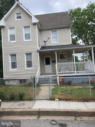 5327 Hamlin Avenue, Baltimore, MD 21215 - #: MDBA513306