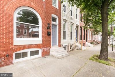 1027 S Hanover Street, Baltimore, MD 21230 - #: MDBA513344