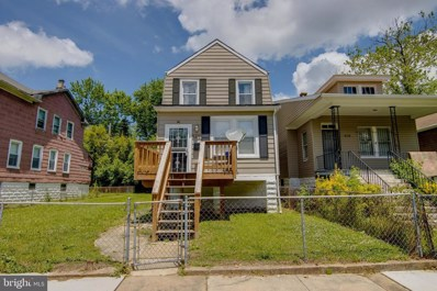 5213 Beaufort Avenue, Baltimore, MD 21215 - #: MDBA513376