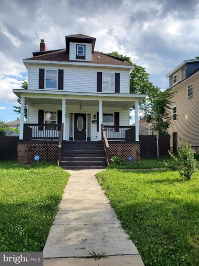 3413 Springdale Avenue, Baltimore, MD 21216 - #: MDBA513432