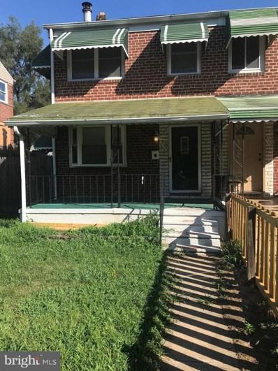 4132 Townsend Avenue, Baltimore, MD 21225 - #: MDBA513478