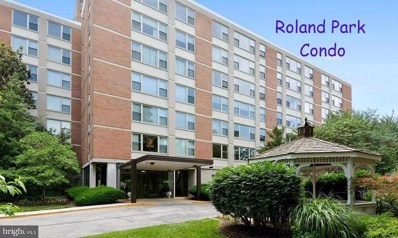 4401 Roland Avenue UNIT 209, Baltimore, MD 21210 - #: MDBA513506