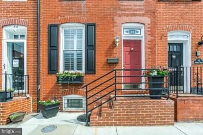 38 Poultney Street, Baltimore, MD 21230 - MLS#: MDBA513564