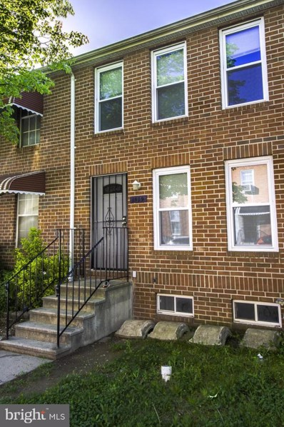 1519 Retreat Street, Baltimore, MD 21217 - #: MDBA513572