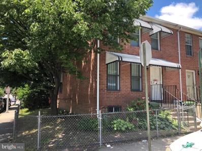 1200 N Woodyear Street, Baltimore, MD 21217 - #: MDBA513592