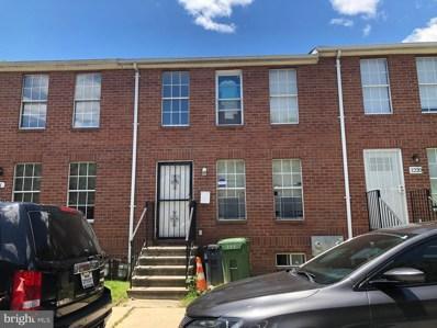 1218 N Woodyear Street, Baltimore, MD 21217 - #: MDBA513602