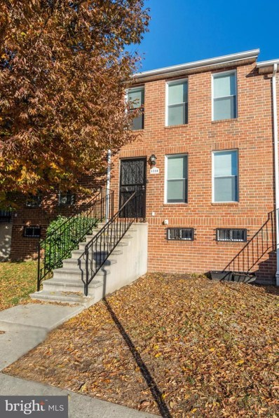 1114 Laurens Street, Baltimore, MD 21217 - #: MDBA513618
