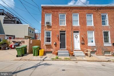 1528 Olive Street, Baltimore, MD 21230 - #: MDBA513624