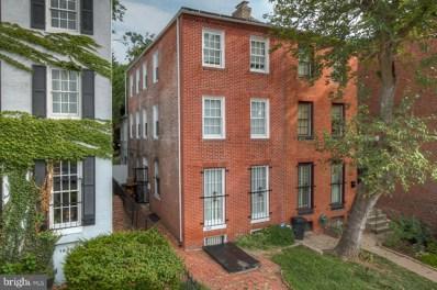 1624 Hollins Street, Baltimore, MD 21223 - #: MDBA513652