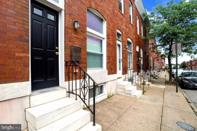 278 S Robinson Street, Baltimore, MD 21224 - #: MDBA513704