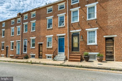 116 E Hamburg Street, Baltimore, MD 21230 - #: MDBA513724