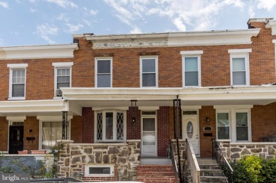 153 N Monastery Avenue, Baltimore, MD 21229 - #: MDBA513730