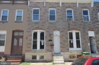36 N Kresson Street, Baltimore, MD 21224 - #: MDBA513760