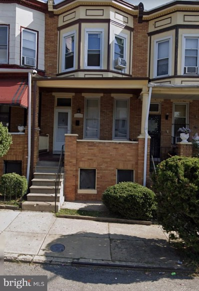 2204 Clifton Avenue, Baltimore, MD 21216 - #: MDBA513788