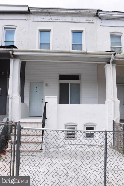 3018 Oakford Avenue, Baltimore, MD 21215 - #: MDBA513802