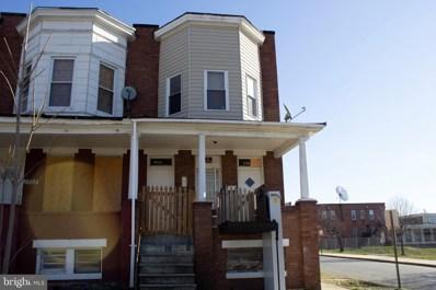 1701 N Pulaski Street, Baltimore, MD 21217 - #: MDBA513806