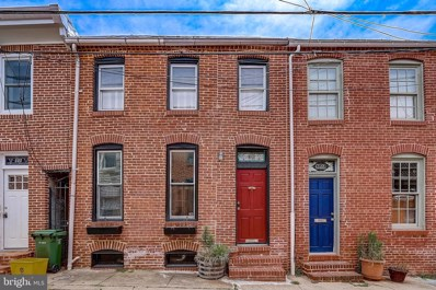 325 S Chapel Street, Baltimore, MD 21231 - #: MDBA513894