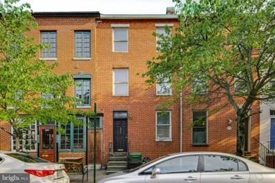 635 Portland Street, Baltimore, MD 21230 - #: MDBA513896