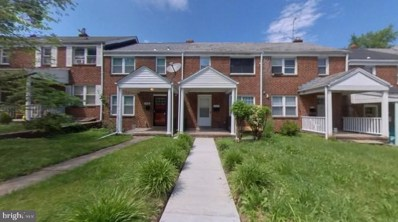 320 E Belvedere Avenue, Baltimore, MD 21212 - #: MDBA513908