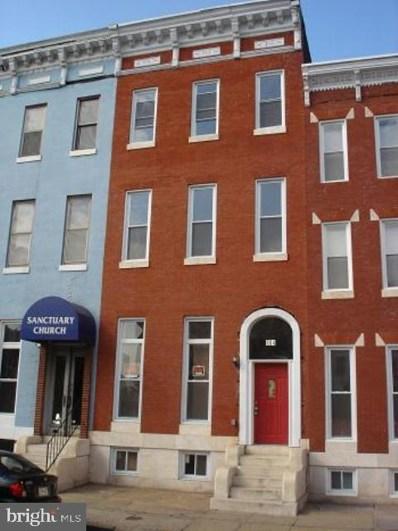 804 N Fulton Avenue, Baltimore, MD 21217 - #: MDBA513920