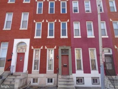 806 N Fulton Avenue, Baltimore, MD 21217 - #: MDBA513922